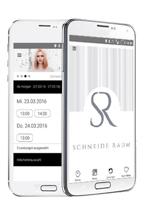 Schneide Raum Friseur Feldkirch Barber Vorarlberg SR App Termin buchen